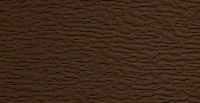 DARK Brown Color Garage Door