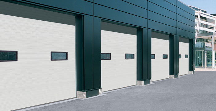 Hormann H-325S / H-324S Sectional Steel Doors