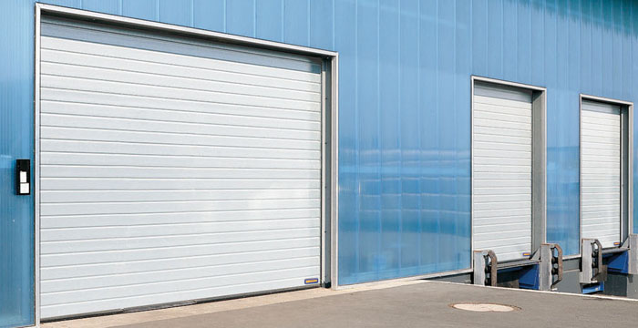 Hormann H-425U Sectional Steel Doors