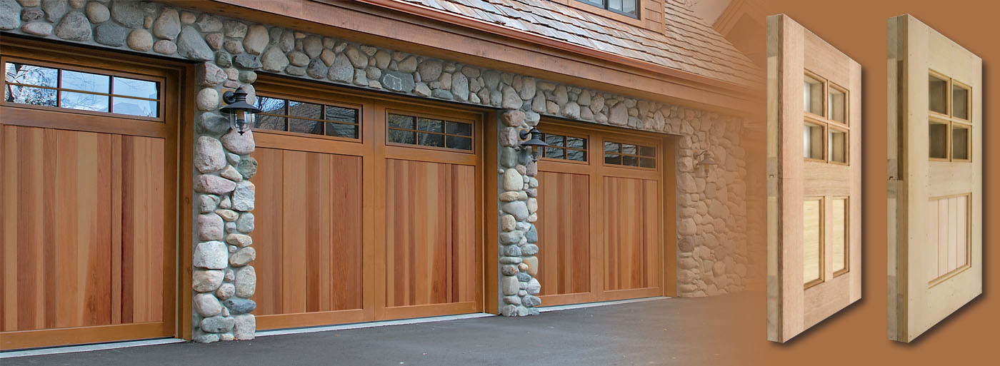 Beautiful HORMANN Wood Garage Doors   Polaris Collection