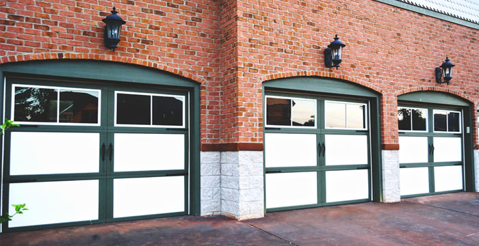 Phoenix Garage Doors Collection