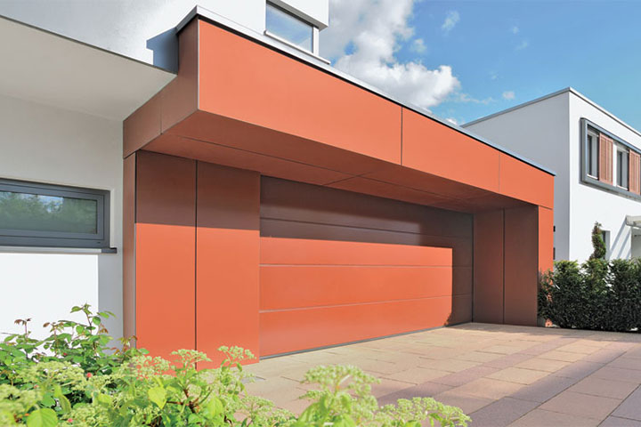 Modern Steel Garage Doors, Western Springs