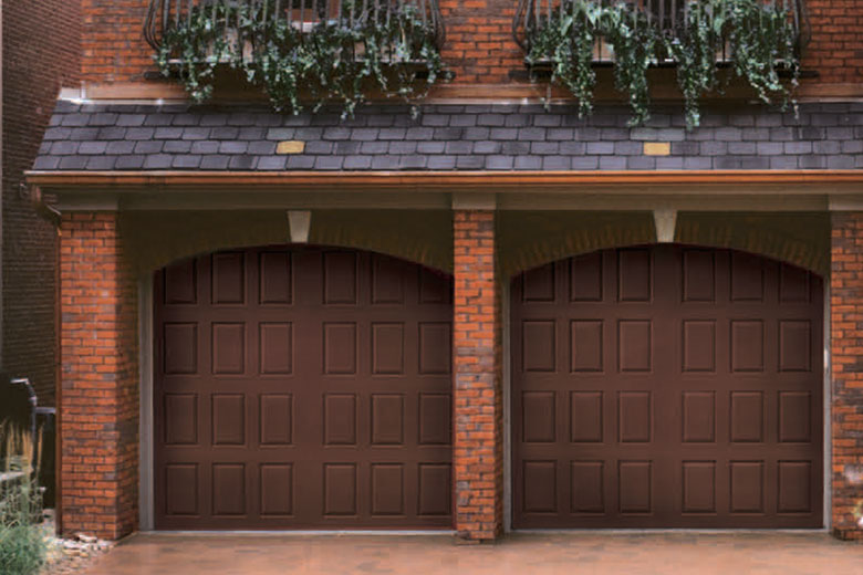 Garage doors sales installation service repair for Composite wood garage doors