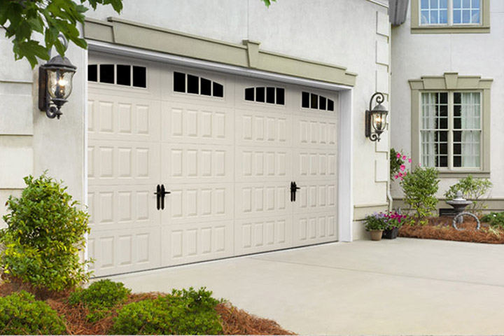 southern gargage house carriage doors garage ideal stamped door steel