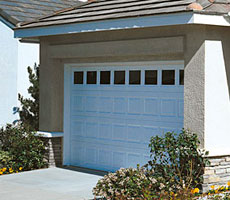 Traditional Style  Steel Garage Doors