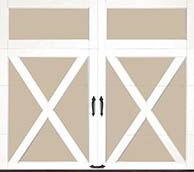 Carriage House Garage Doors - CANYON RIDGE Collection