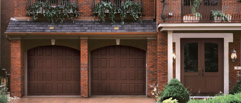 Fibergl Garage Doors 9800 Series