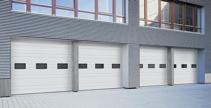Commercial Garage Door Sales, Installation, Service, Garage Door Repair |  PolDoor