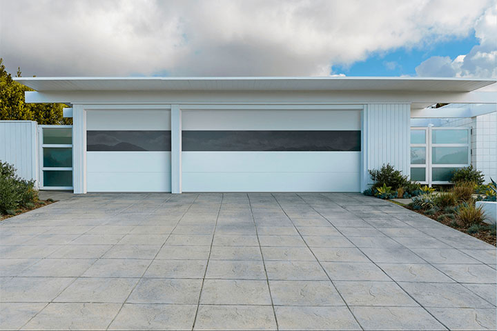 Modern Garage Doors - Sterling
