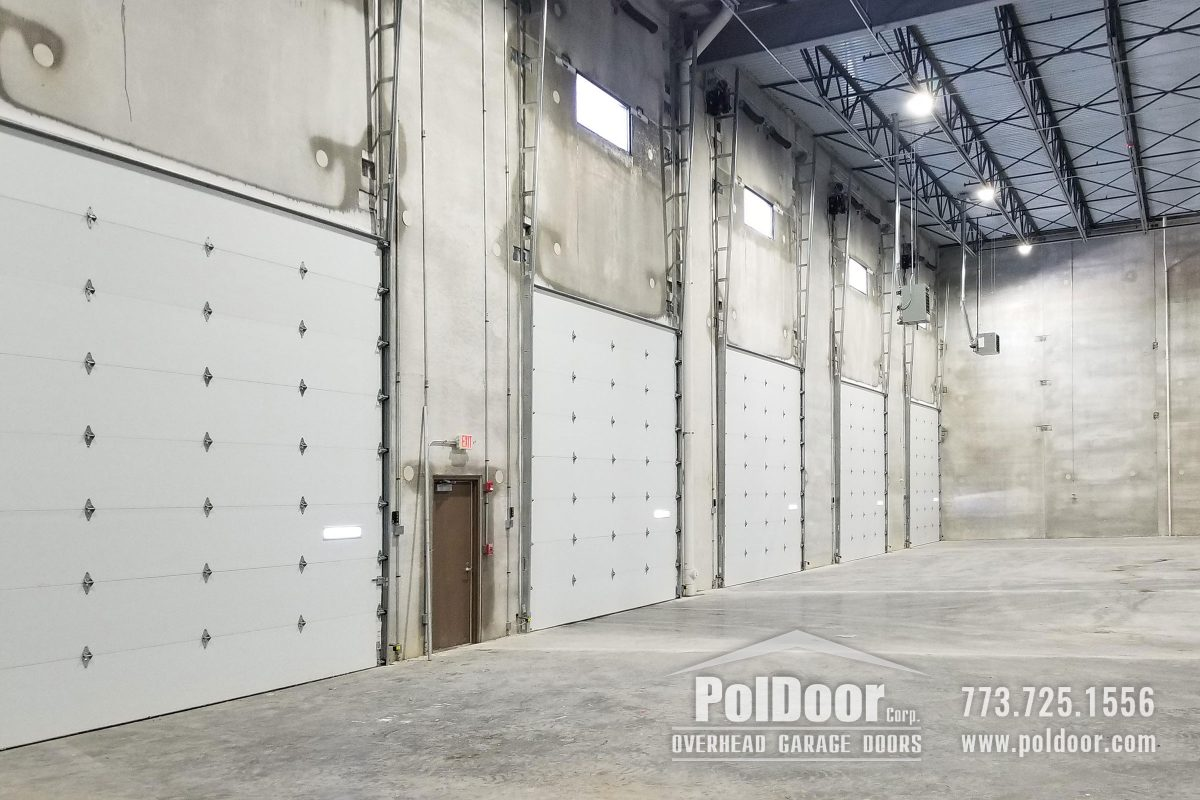 Dock Loading Doors, Commercial, Vertical Lift, Melrose Park, IL
