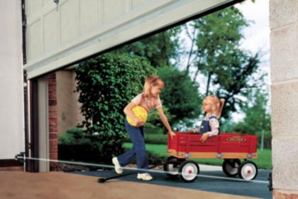 Garage Doors - Safety